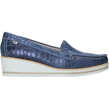 Čevlji  Ženske Mokasini Valleverde 11451 Modra