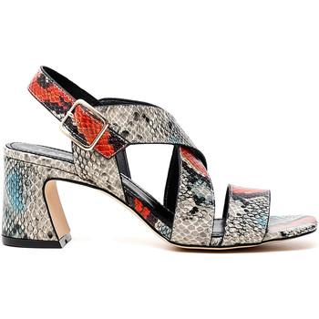 Čevlji  Ženske Sandali & Odprti čevlji Café Noir LA9470 Rdeča