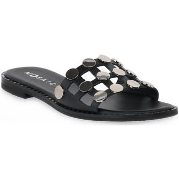 Čevlji  Ženske Natikači Mosaic NERO 500 Nero
