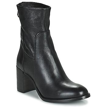 Čevlji  Ženske Gležnjarji Mjus NITRO Črna