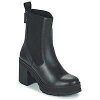 Čevlji  Ženske Gležnjarji Palladium Manufacture MONA 02 NAP Črna