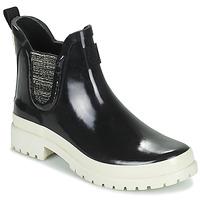 Čevlji  Ženske škornji za dež  Armistice DROP BEETLE W Modra