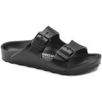 Čevlji  Otroci Natikači Birkenstock Arizona eva Črna