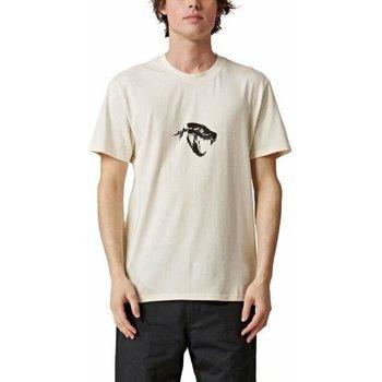 Oblačila Moški Majice s kratkimi rokavi Globe T-shirt  Dion Agius Hollow beige