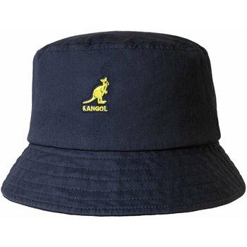 Tekstilni dodatki Moški Klobuki Kangol Chapeau  délavé bleu marine