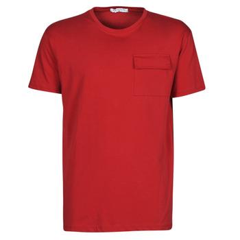 Oblačila Moški Majice s kratkimi rokavi Yurban ORISE Rdeča