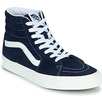 Čevlji  Visoke superge Vans SK8-HI Modra