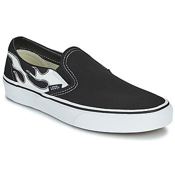 Čevlji  Slips on Vans CLASSIC SLIP ON Črna