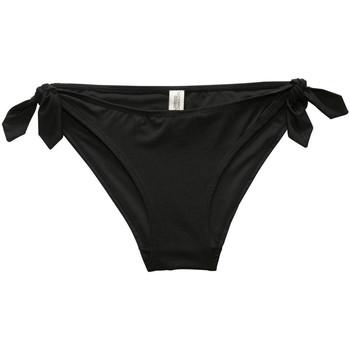 Oblačila Ženske Kopalke ločene Underprotection RR2007 ALEXIA BIKINI BRIEF BLK Črna