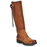 Čevlji  Ženske Mestni škornji    Airstep / A.S.98 SAINTEC HIGH Kamel