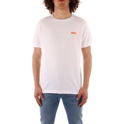 Oblačila Moški Majice s kratkimi rokavi Refrigiwear JE9101-T27100 WHITE