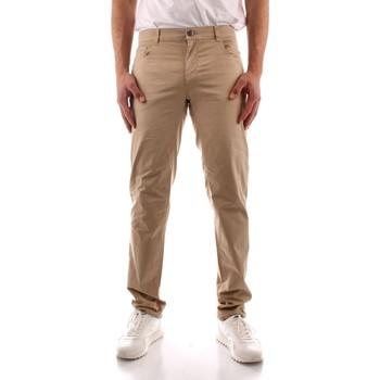 Oblačila Moški Hlače Chino / Carrot Trussardi 52J00007 1T005015 BEIGE