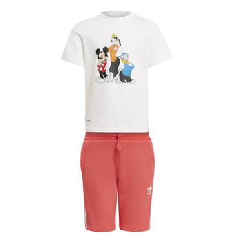 Oblačila Otroci Otroški kompleti adidas Originals BONNUR Večbarvna