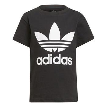 Oblačila Otroci Majice s kratkimi rokavi adidas Originals CHANTIS Črna