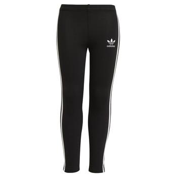Oblačila Deklice Pajkice adidas Originals CHALEIR Črna