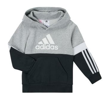 Oblačila Dečki Puloverji adidas Performance CRAKA Siva / Črna