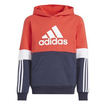 Oblačila Dečki Puloverji adidas Performance SOLEDAD Rdeča
