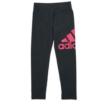 Oblačila Deklice Pajkice adidas Performance MARIONA Črna