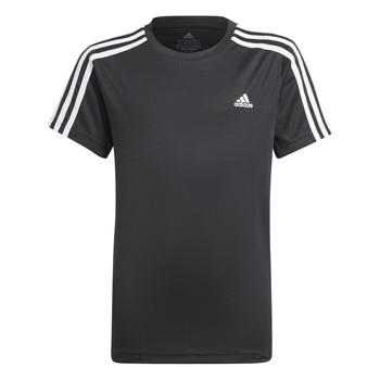 Oblačila Dečki Majice s kratkimi rokavi adidas Performance MARIONA Črna