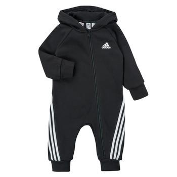Oblačila Otroci Kombinezoni adidas Performance TOMILA Črna
