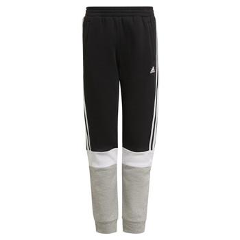 Oblačila Dečki Spodnji deli trenirke  adidas Performance KATELINA Črna / Siva
