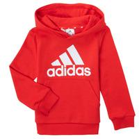Oblačila Dečki Puloverji adidas Performance GENIZA Rdeča