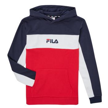 Oblačila Dečki Puloverji Fila CAMILLA Rdeča