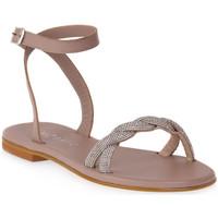 Čevlji  Ženske Sandali & Odprti čevlji Mosaic ROSA SHINE Rosa