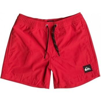 Oblačila Otroci Kopalke / Kopalne hlače Quiksilver Everyday 13 EQBJV03042 Rdeča