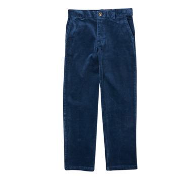 Oblačila Dečki Hlače s 5 žepi Polo Ralph Lauren TRALINA Modra
