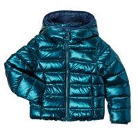 Oblačila Deklice Puhovke Polo Ralph Lauren AMINAT Modra