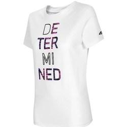 Oblačila Ženske Majice s kratkimi rokavi 4F TSD018