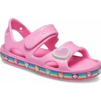 Čevlji  Otroci Sandali & Odprti čevlji Crocs Fun Lab Rainbow Sandal Kids Roza