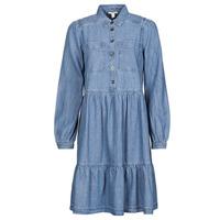 Oblačila Ženske Kratke obleke Esprit COO DRESS Modra