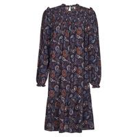 Oblačila Ženske Kratke obleke Esprit SG-091CC1E309       DRESS Večbarvna