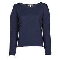 Oblačila Ženske Puloverji Esprit COO CORE SW Modra