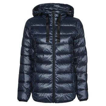 Oblačila Ženske Puhovke Esprit PER LL F TAP JT Modra