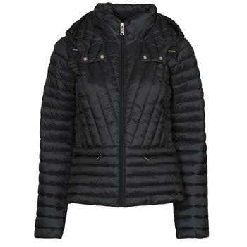Oblačila Ženske Puhovke Esprit LL*PAR 3M THINS Črna