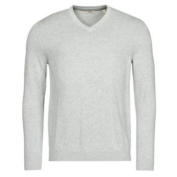 Oblačila Moški Puloverji Esprit F PIMA V-NK Siva