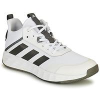 Čevlji  Moški Košarka adidas Performance OWNTHEGAME 2.0 Bela / Črna