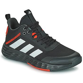 Čevlji  Moški Košarka adidas Performance OWNTHEGAME 2.0 Črna
