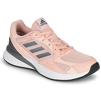 Čevlji  Ženske Tek & Trail adidas Performance RESPONSE RUN Rožnata