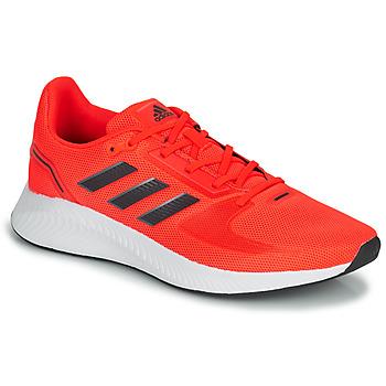 Čevlji  Moški Tek & Trail adidas Performance RUNFALCON 2.0 Rdeča / Črna