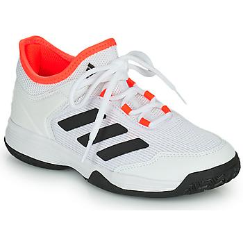 Čevlji  Otroci Tenis adidas Performance Ubersonic 4 k Bela / Rdeča