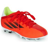 Čevlji  Otroci Nogomet adidas Performance X SPEEDFLOW.3 FG J Rdeča