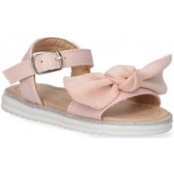 Čevlji  Deklice Sandali & Odprti čevlji Bubble 54799 Rožnata