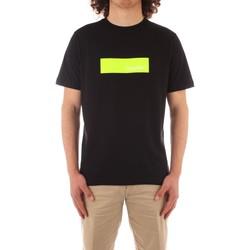 Oblačila Moški Majice s kratkimi rokavi Refrigiwear JE9101-T27300 BLACK