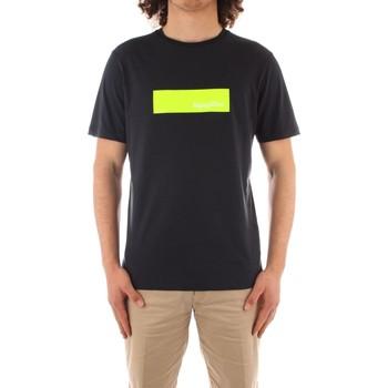 Oblačila Moški Majice s kratkimi rokavi Refrigiwear JE9101-T27300 BLUE