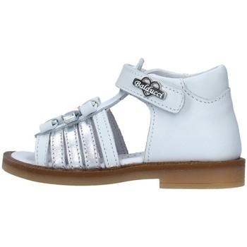 Čevlji  Deklice Sandali & Odprti čevlji Balducci CITA4800 WHITE