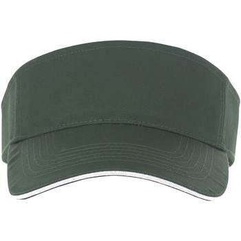 Tekstilni dodatki Kape s šiltom Sols ACE VERDE BOSQUE Y BLANCO Verde
